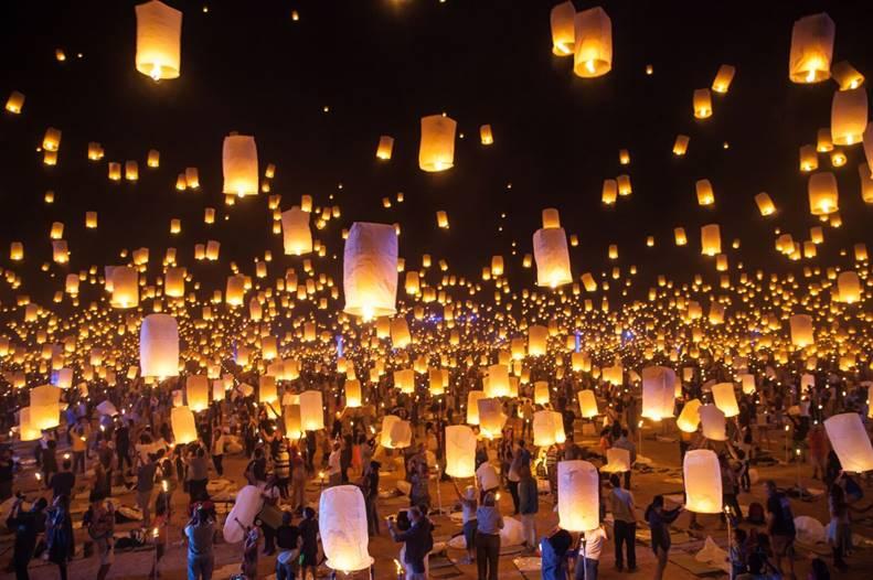 دبي تستضيف لاول مرة مهرجان رايز للأضواء الأكبر من نوعه في العالم