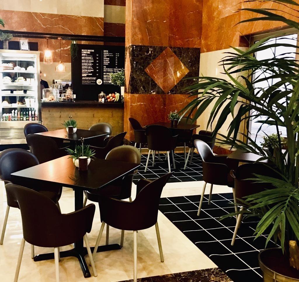 مطعم ومقهى لايم تري كافيه يفتتح أحدث فروعه في دبي
