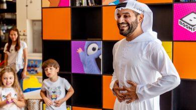 صورة بوميرانغ تحيي أول جلسة يوجا ضاحكة في الإمارات