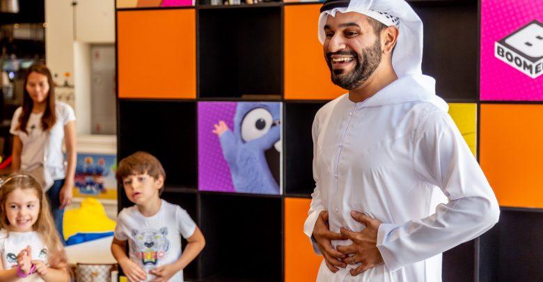 جولدن مايل غاليريا تستضيف أول جلسة يوجا ضاحكة في الإمارات
