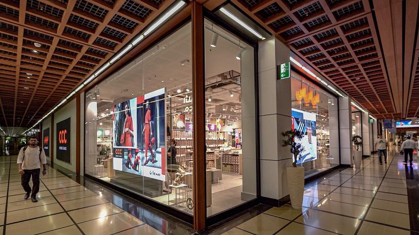 أهم المتاجر و المطاعم الجديدة في المركز التجاري العالمي أبوظبي