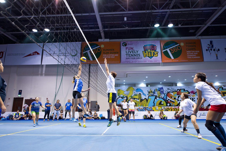 عالم دبي للرياضة
