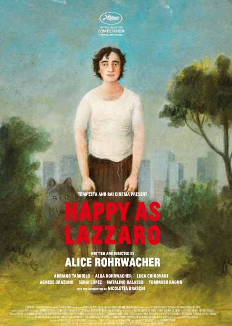 فيلم سعيد مثل لازارو