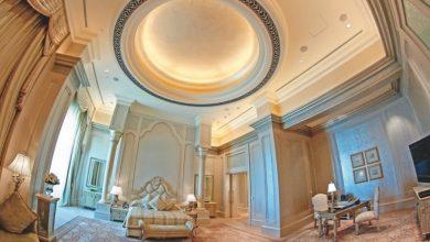 صورة ما الذي يجعل من جناح القصر أغلى جناح فندقي في أبوظبي ؟
