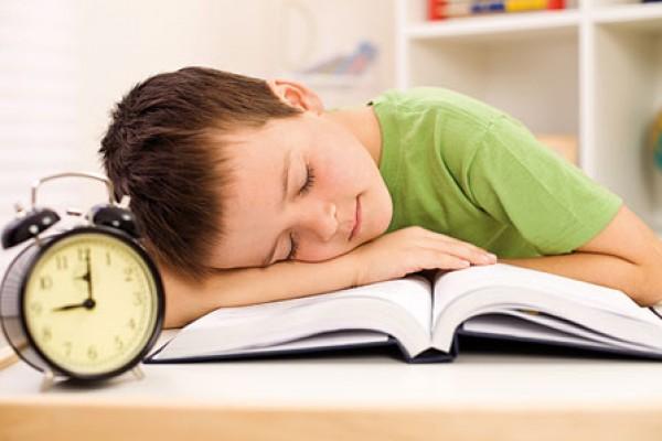 روتين النوم المعتاد