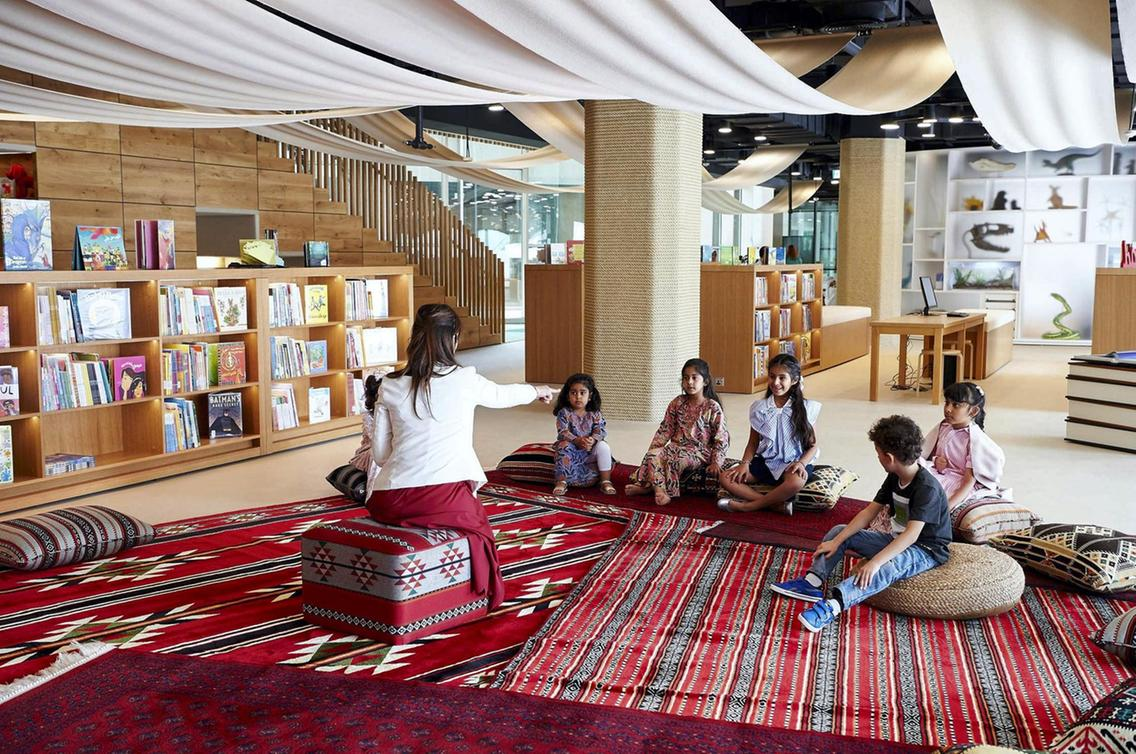 Abu-Dhabi-Children's-Library-2