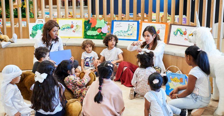 Abu Dhabi Children's Library (3)