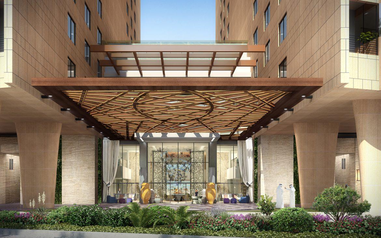 فندق أنداز دبي النخلة يستعدّ لإفتتاح أبوابه في دبي