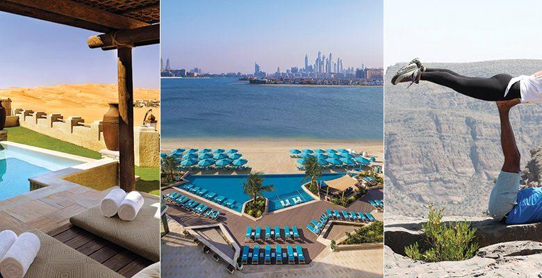 3 تجارب صحية مؤقتة تستحق التجربة في الإمارات