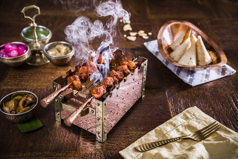 مطعم خيبر يحتفل بيومي استقلال الهند وباكستان 2019