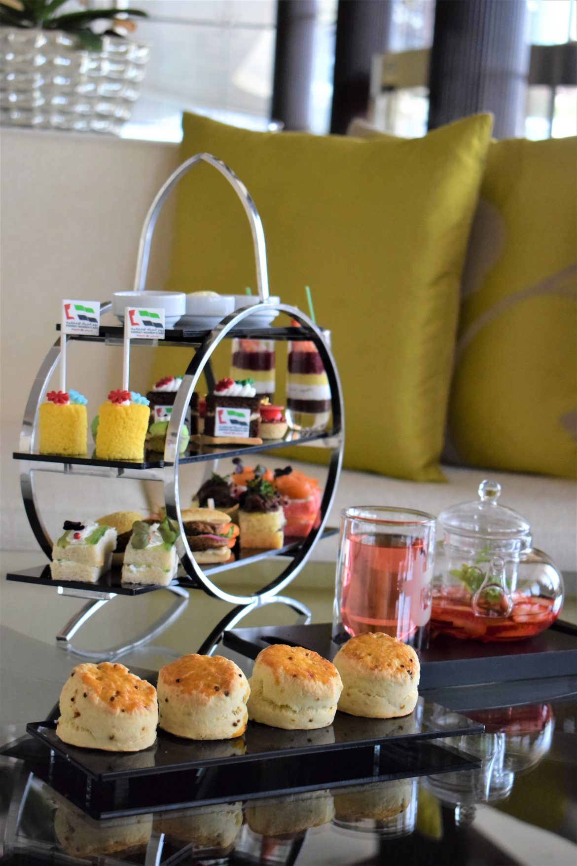 فندق ماريوت الفرسان يعلن عن عروضه بمناسبة يوم المرأة الإماراتية