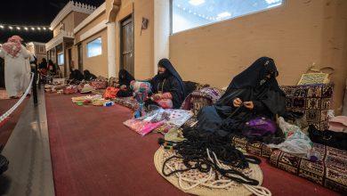 صورة القرية التراثية الإماراتية تشارك في مهرجان سوق عكاظ 2019