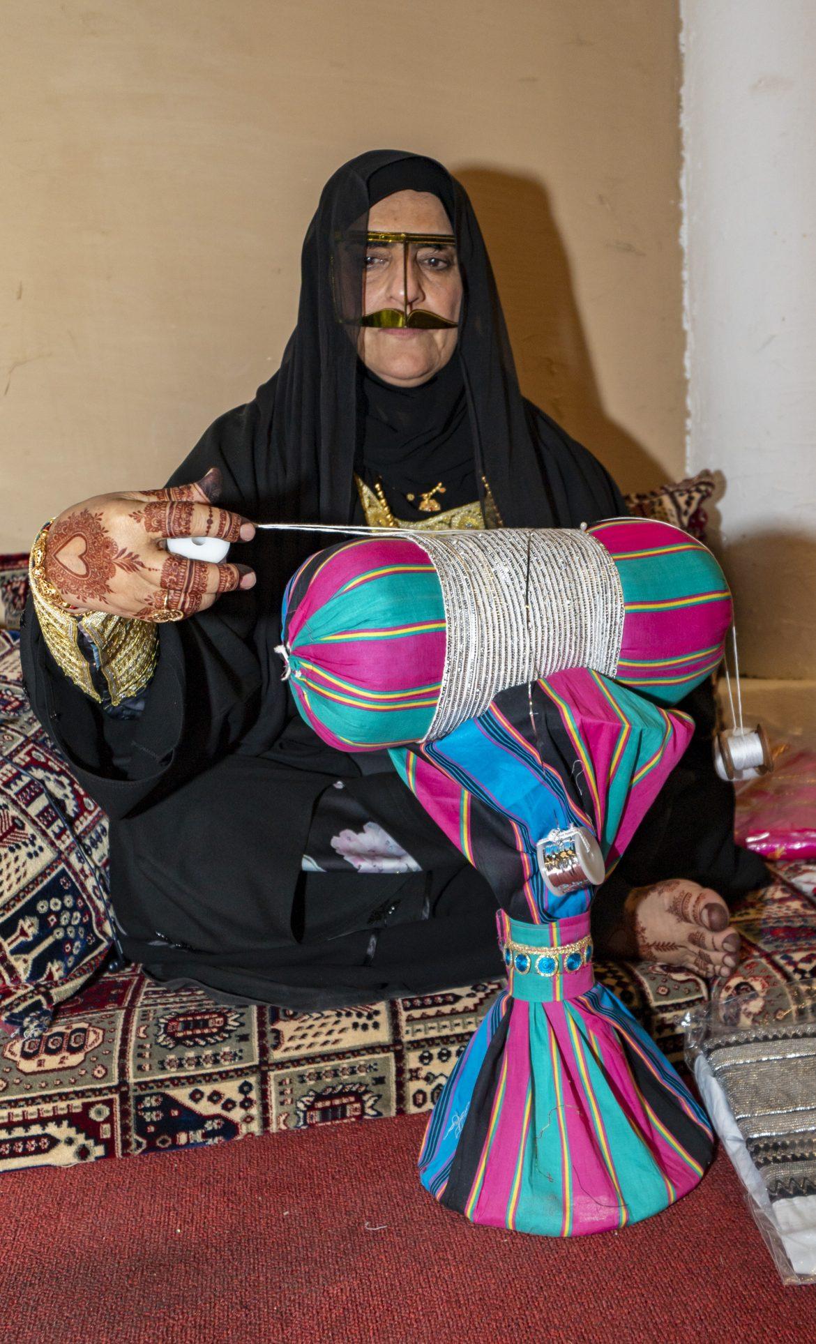 القرية التراثية الإماراتية تشارك في مهرجان سوق عكاظ 2019
