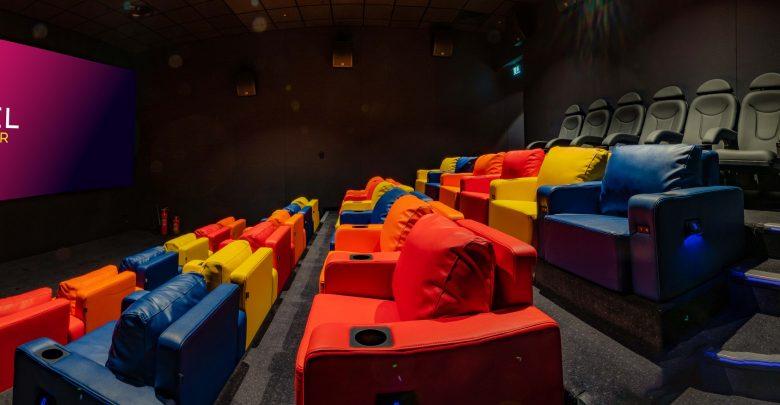 رسمياً إفتتاح مجمّع ريل سينما مركز الغرير دبي بشكل كامل