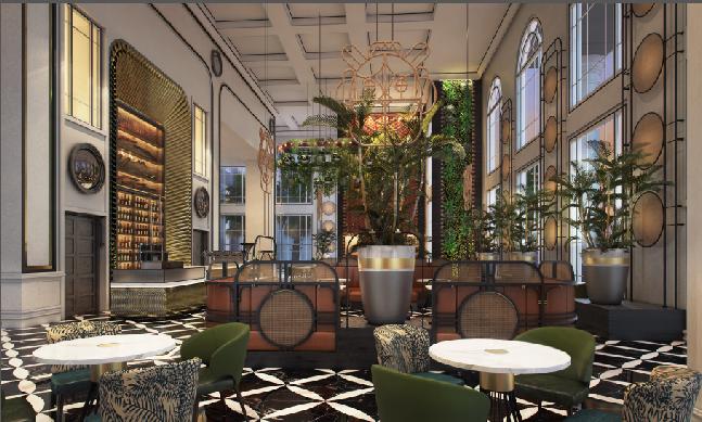 مطعم مينا كيتشن يفتتح أبوابه في فندق ويستن دبي