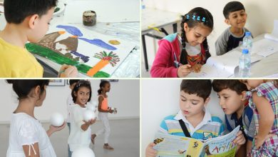 Photo of إمارة الشارقة تستضيف معرض المدرسة الفنية الصيفية للصغار 2019