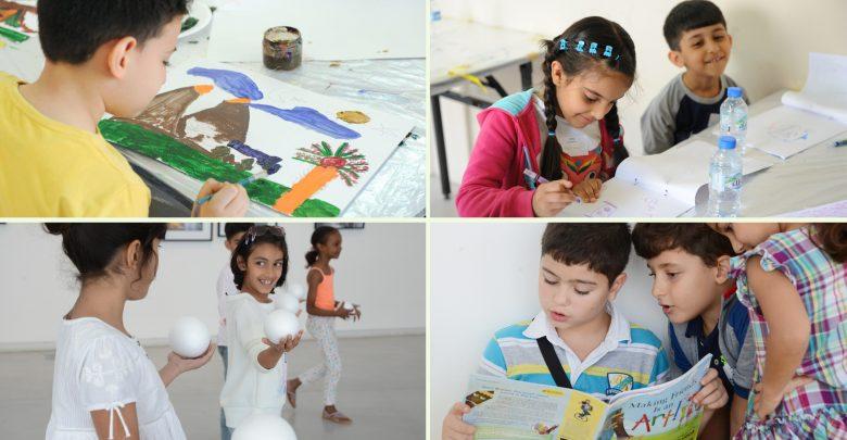 إمارة الشارقة تستضيف معرض المدرسة الفنية الصيفية للصغار 2019