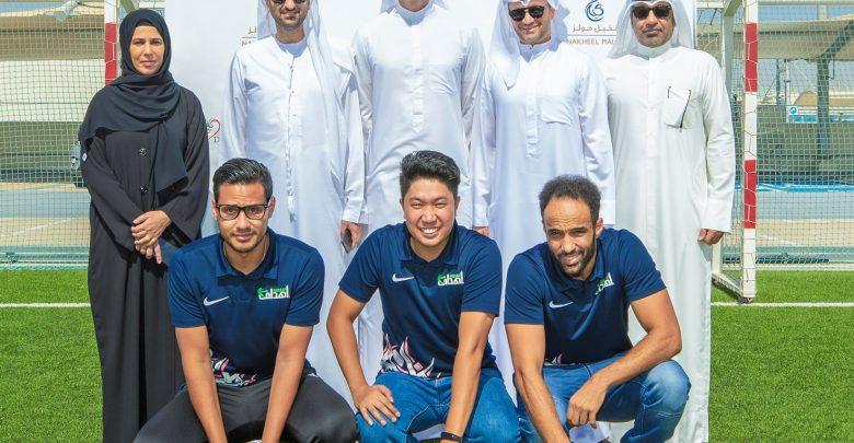 Team Nakheel Ahdaaf at Dragon Mart 2 (1)