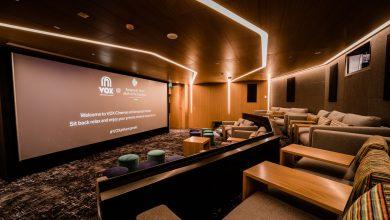 Photo of فندق كمبينسكي مول الإمارات يحتضن صالة سينمائية فريدة من نوعها في دبي