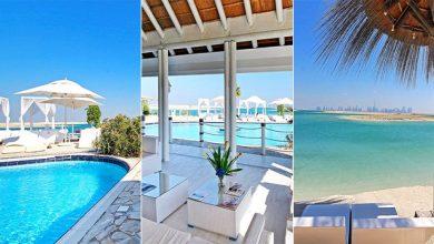 صورة تعرف على الجزيرة المعروضة للبيع مقابل 80 مليون درهم في دبي