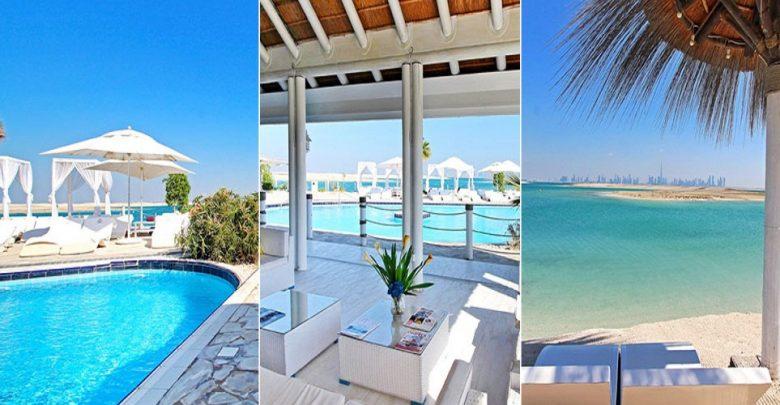 تعرف على الجزيرة المعروضة للبيع مقابل 80 مليون درهم في دبي