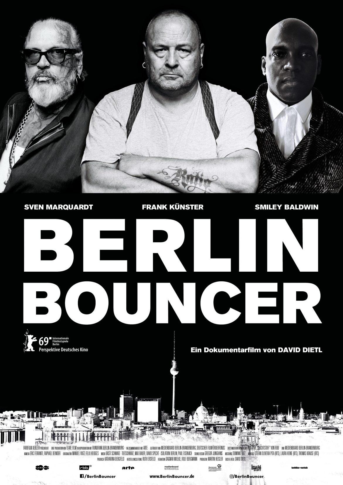 فيلم برلين باونسر الوثائقي باللغة الألمانية