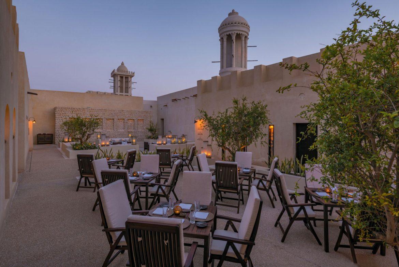 المطعم العربي