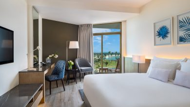 صورة إعادة إفتتاح جيه إيه فندق الشاطئ بعد إخضاعه للإصلاح و التجديد