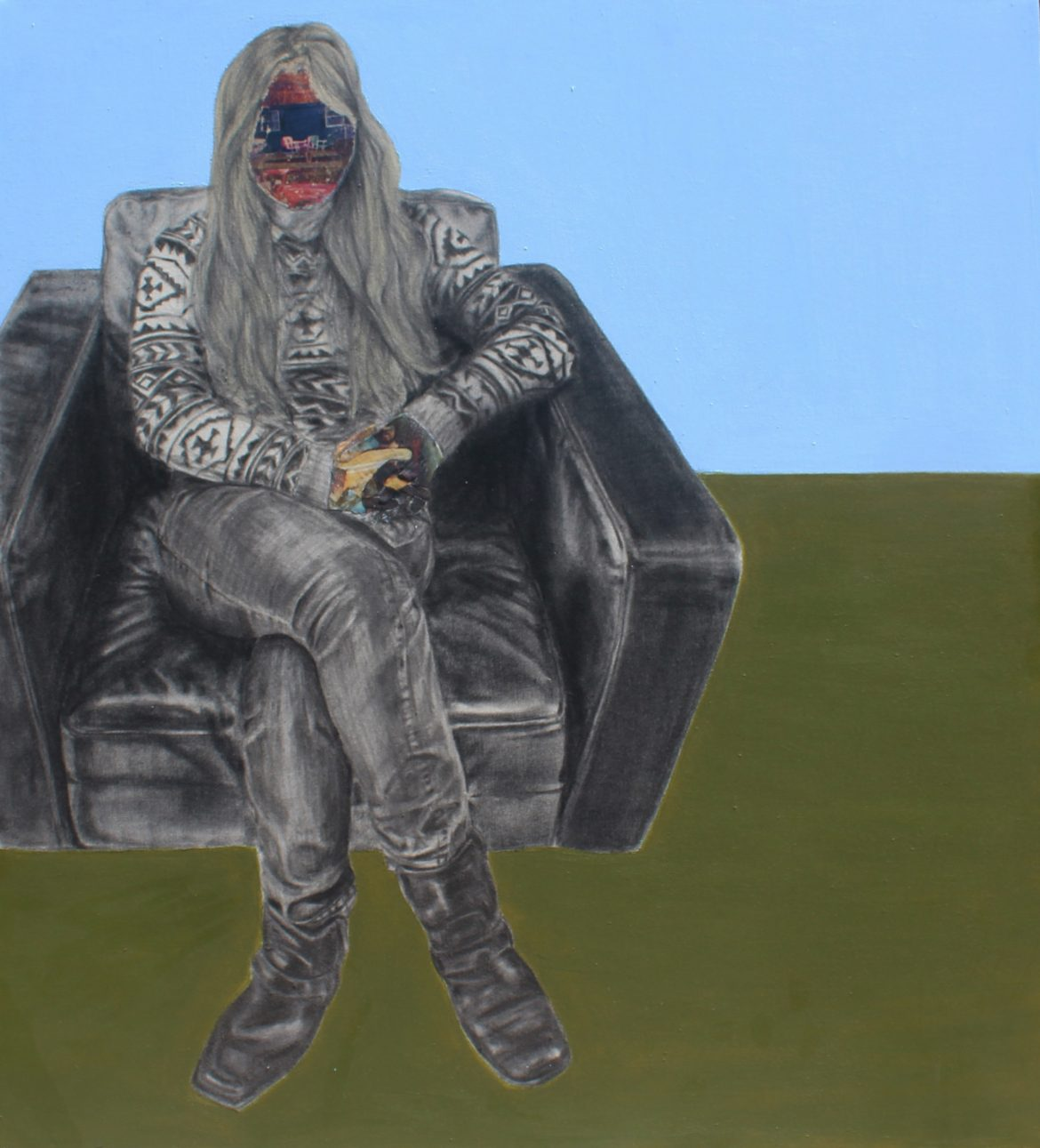 معرض فني للفنانة لورا شنايدر