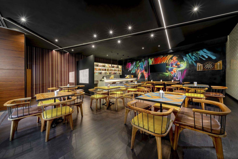 إفتتاح مقهى فوكاس في فندق حياة بليس حي الوصل دبي