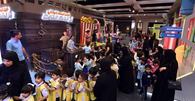 ترقبوا الدورة السابعة من مهرجان الشارقة السينمائي للأطفال والشباب 2019