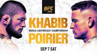 صورة 100 تذكرة إضافية لحضور النزالات النهائية لبطولة UFC 242