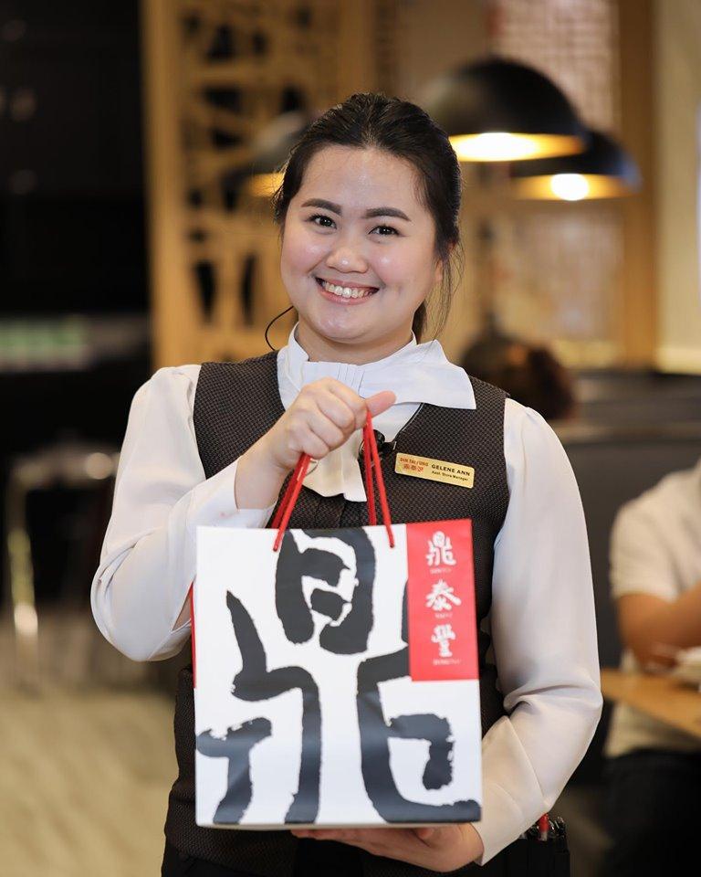 سلسلة مطاعم دن تاي فونغ Din Tai Fung
