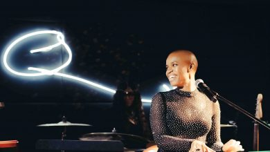 Photo of حفل الفنّانة الأميركية شاميكا دوايت على مسرح كيوز بار آند لاونج دبي