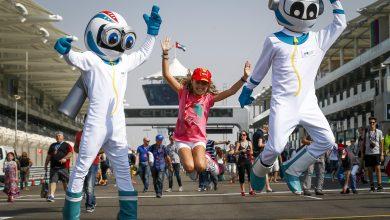 صورة أهم الفعاليات و العروض المصاحبة لسباق جائزة الاتحاد للفورمولا 1 لعام 2019