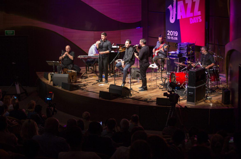 مهرجان باكو لموسيقى الجاز 2019