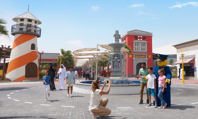 منتزهليجولاند دبي ينظم فعاليةLEGO City Daysالخاصة