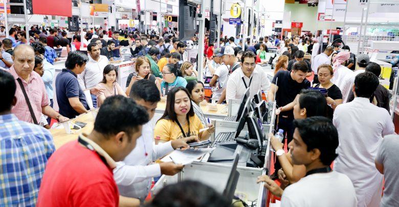 دبي تنظم الفعالية السنوية الضخمة معرض جيتكس شوبر 2019