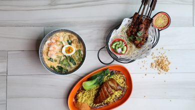 صورة مطعم نودل هاوس يقدم تشكيلة لذيذة من الأطباق السنغافورية في دبي