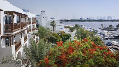 صورة عروض مطاعم نادي خور دبي للغولف واليخوت إحتفالاً براس السنة 2020
