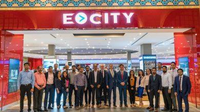 Photo of إفتتاح متجر إي سيتي في ابن بطوطة مول دبي