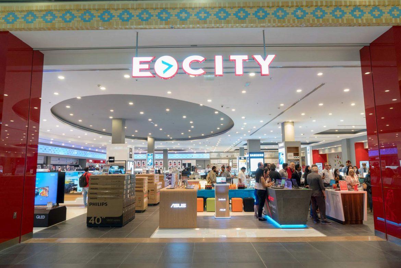 إفتتاح متجر إي سيتي في ابن بطوطة مول دبي