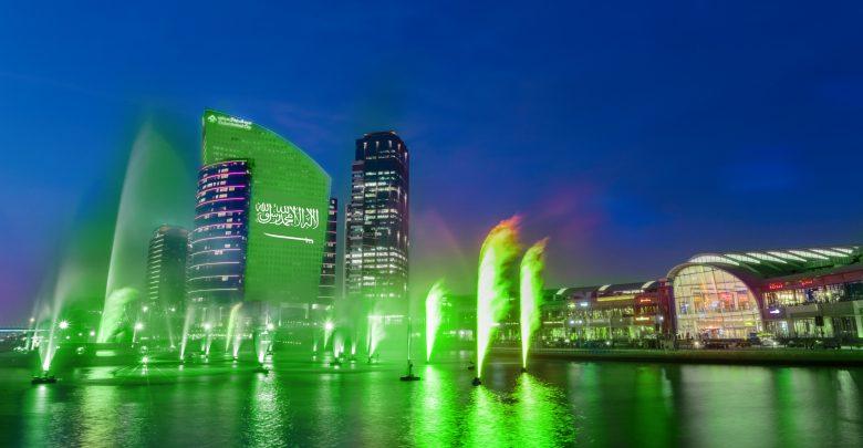 دبي فستيفال سيتي مول يعلن عن عروضه احتفاءً باليوم الوطني السعودي