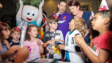 صورة إعمار للترفيه تقدم باقة عروضها لحفلات أعياد الميلاد للأطفال