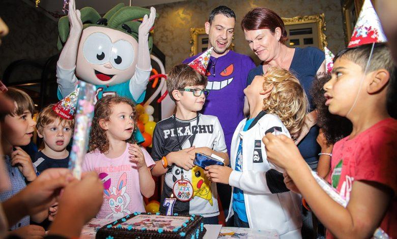 إعمار للترفيه تقدم باقة عروضها لحفلات أعياد الميلاد للأطفال