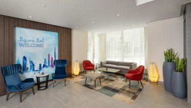 صورة قريباً إفتتاح فندق هامبتون باي هيلتون دبي البرشاء دبي