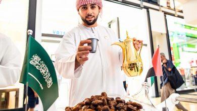 صورة عروض أشهر مراكز التسوق في دبي احتفالاً باليوم الوطني السعودي