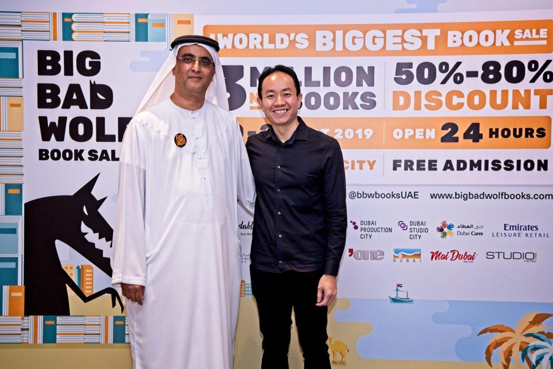 دبي تستضيف معرض بيج باد وولف الأكبر في العالم 2019