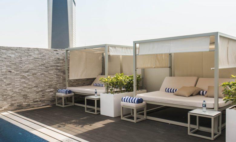 فندق نوفوتيل بر دبي يتيح لضيوفه عرض ترقية الغرفة مجاناً