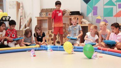 صورة عروض ممتعة للإحتفال بأعياد الميلاد في متحف الأطفال أولي أولي